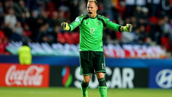 Teershite root rate cut Germany U21