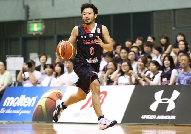 真人版宫城良田!他是首位在日本出生的NBA球员