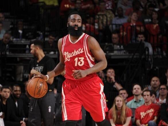 哈登一数据超库里NBA第一 迎邓肯飙三分太猛