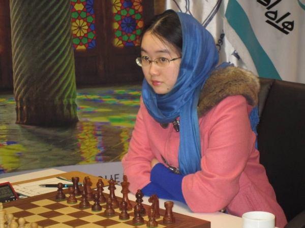 国象女子世锦赛决赛次局 谭中怡获胜占得先机