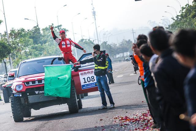 COC南溪站排位赛:跨界车手勇夺全场最快成绩