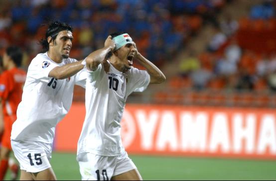 战火之下的金杯!伊拉克亚洲杯冠军之路回顾
