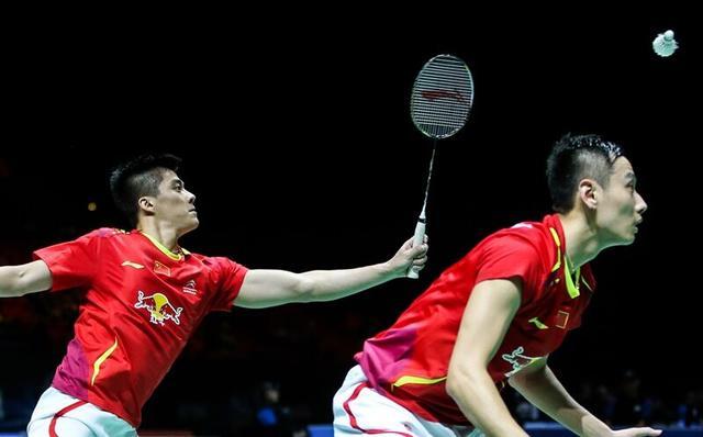 丹麦羽球赛:林丹谌龙缺席 男双奥运冠军拆对