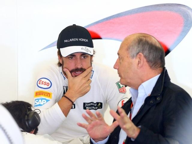 迈凯伦再度Q1全军覆没 阿隆索却肯定赛车进步