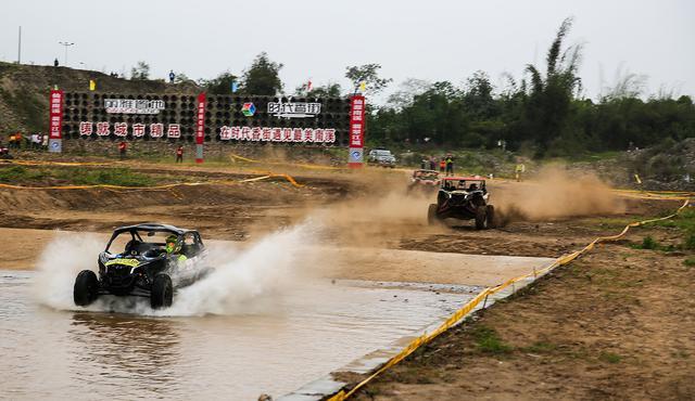 COC南溪站预赛厂商队优势明显 范高翔进决赛