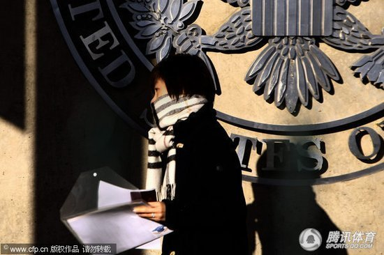 张怡宁办理赴美留学签证 亲口证实将无缘伦敦