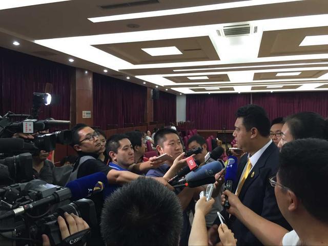 加提蓬:没有冯坤不会来中国 选择北京也为她