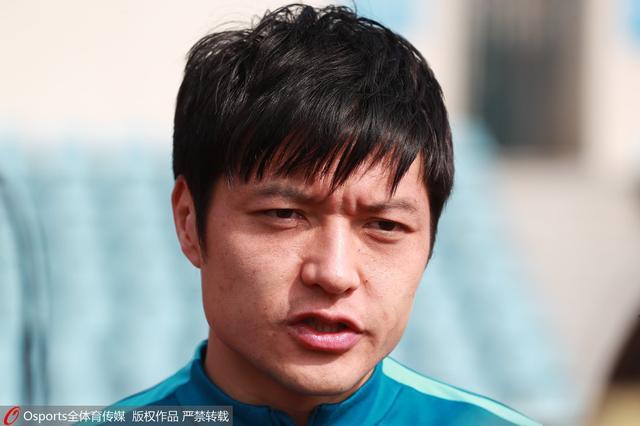 汪嵩:年龄大依旧有梦想 希望和苏宁一起夺冠