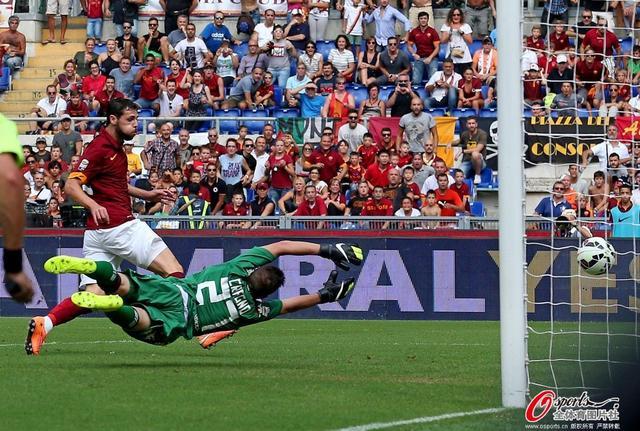 意甲综述-罗马2-0斩获三连胜 那不勒斯两连败