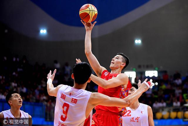 最大黑马没遗憾 疆辽争霸开启中国篮球新时代
