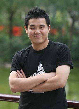乒乓球世界冠军刘国正5月10号做客