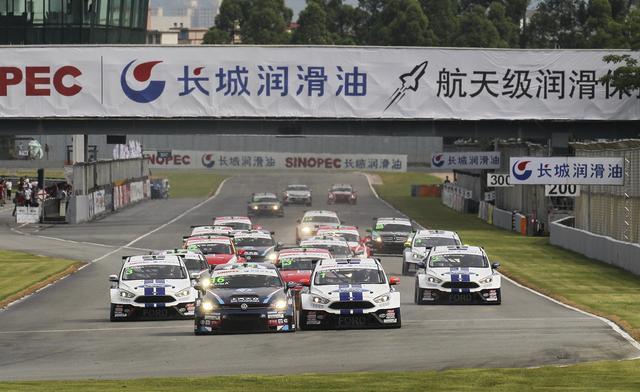 CTCC中国房车锦标赛将开幕 四大赛事超级对决