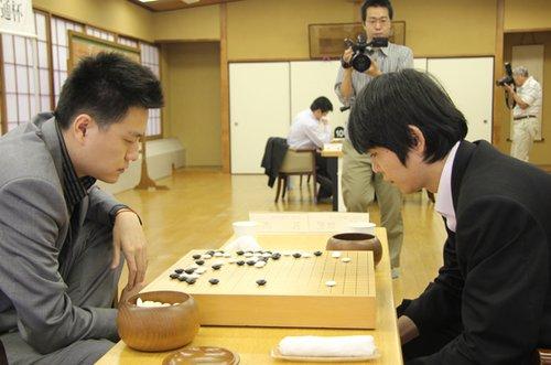 富士通杯孔杰胜李世石 夺个人第三个世界冠军