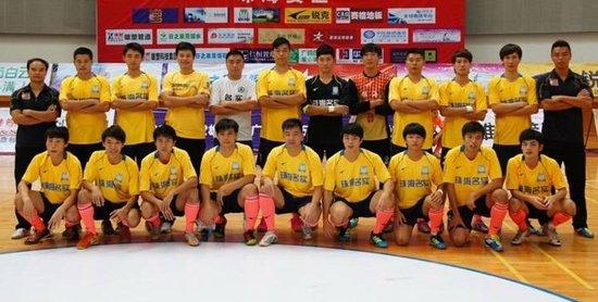 2012-13赛季五甲联赛球队 珠海名实俱乐部