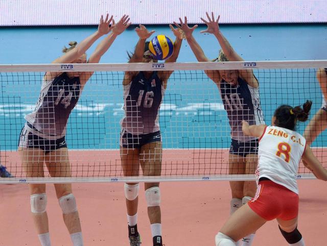 女排夺亚军足以获自信 加强两环里约奥运可期