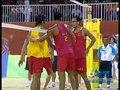 视频:男子沙排决赛 中国吴鹏根徐林胤摘金