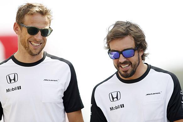 迈凯轮宣布巴顿替补阿隆索 出战F1摩纳哥站