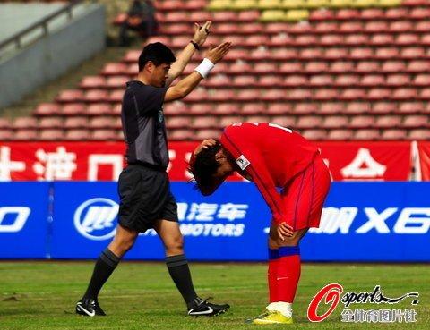 重庆1-2沈阳赛季首场失利 东进外援梅开二度