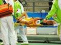 高清:空手道+84公斤级 李鹏被击败无缘决赛
