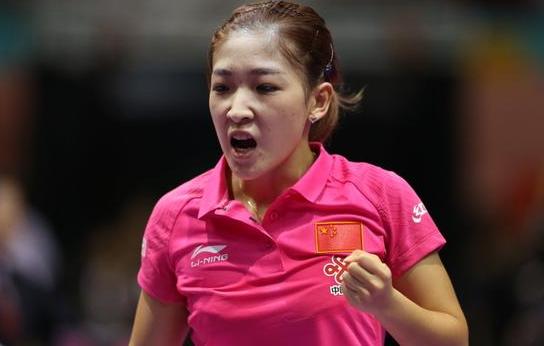 刘诗雯:被禁赛后曾想过退役 我还有奥运梦想