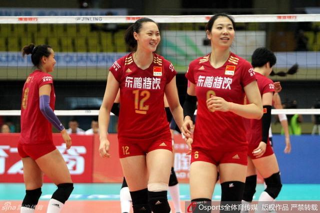 中泰前瞻:中国女排复仇战 重点发挥进攻优势