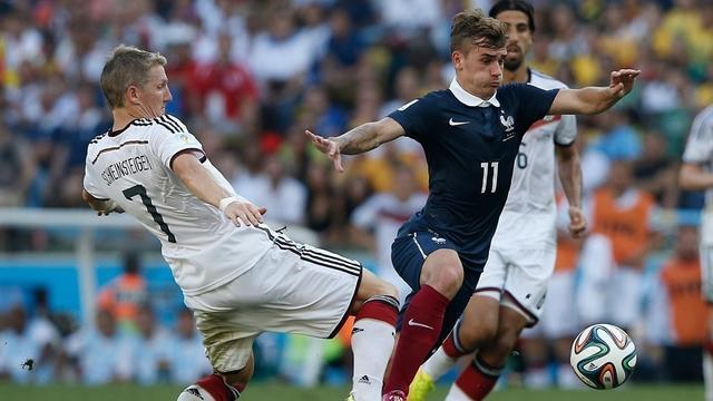 德国VS法国前瞻:矛盾大对决 东道主克星出击