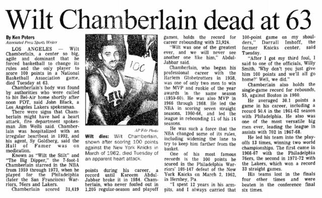 历史上的今天:魔术师伯德生涯首秀 张大帅去世