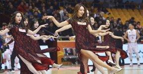 高清:篮球宝贝着性感旗袍热舞 尽显曼妙曲线