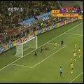 进球视频:南非1-1墨西哥 马科斯门前怒射扳平