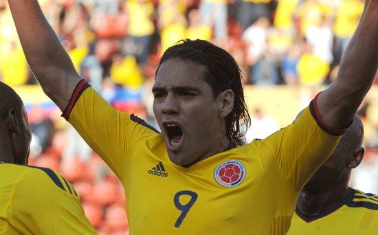 美洲杯-哥伦比亚2-0头名晋级 法尔考独中两元