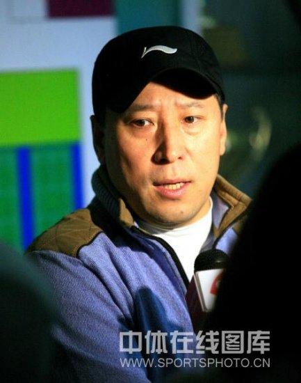 李永波:风云最让我放心 林丹第二局有些松懈