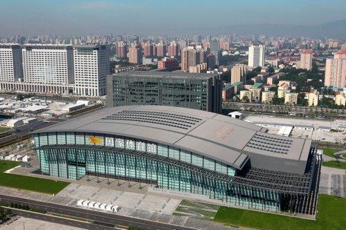 2011马术世界杯中国赛场馆--国家体育馆简介