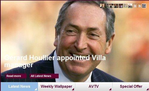 维拉官方宣布新帅入主 前利物浦名帅返回英超