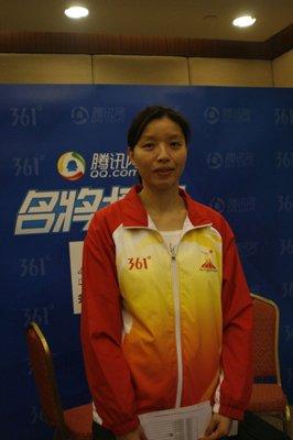 专访杨维:韩国羽球耍赖皮 绝非故意输尤伯杯