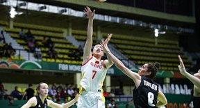 女篮亚洲杯中国胜新西兰