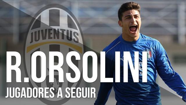 【球探】奥尔索里尼,下一代意大利罗本,还是下一代托尼