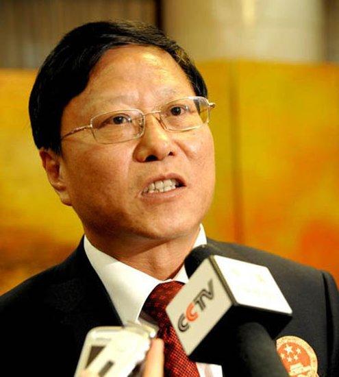 中国亚运代表团载誉返京 总局领导机场迎接