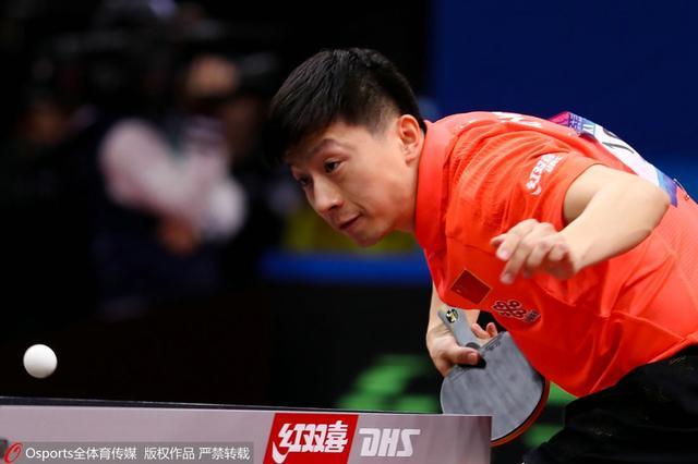 亚锦赛中国男乒3-0轻取韩国 男团豪取十连冠