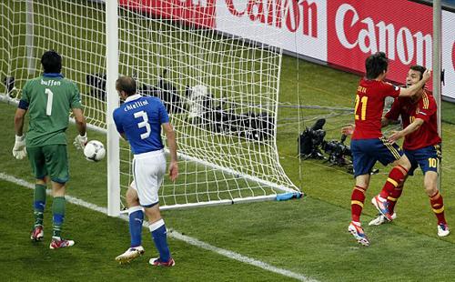缺少经典的欧洲杯? 不!决赛4-0让经典传承