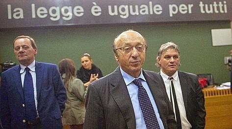 意大利电话门宣判:莫吉有罪 入狱5年零4个月