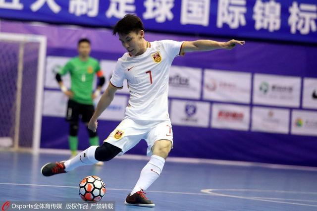 四国赛-五人制国足4-5负马来西亚 遭遇两连败