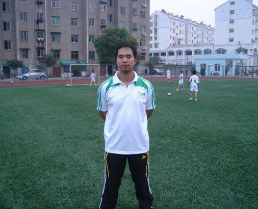 校园足球优秀教练陈志强:足球是一种艺术