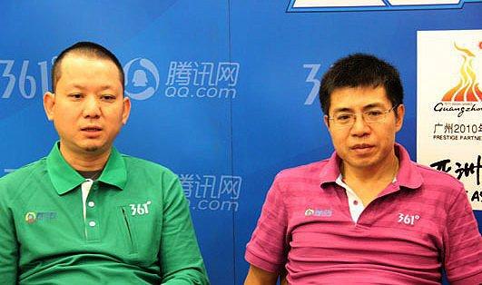 腾讯王永治:伦敦奥运中国军团成绩难超北京