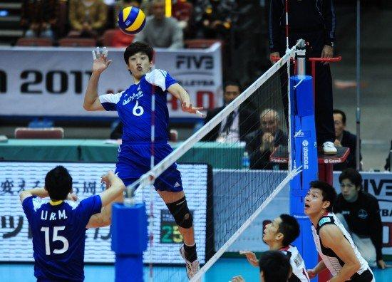 世界杯-中国男排0-3不敌日本 遭遇七连败垫底