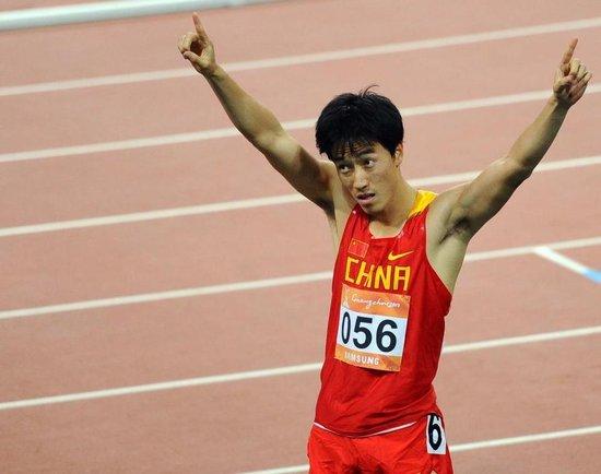 刘翔:今天其实有所保留 破纪录对我意义重大
