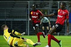 """""""联赛前5轮:摩纳哥领跑 欧战拖累里昂""""/"""