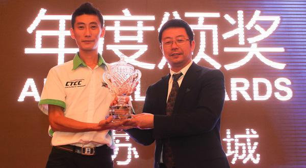 裴亮夏禹分获二三名 赛达RSR再夺俱乐部总冠