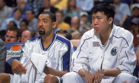 周琦欲进NBA仍需学习 姚明大郅阿联都可借鉴