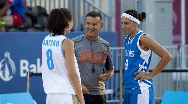 国际篮联深切悼念已故FIBA3X3裁判长马蒂奥利