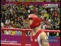 视频:奥运冠军邹市明拳击1/8淘汰赛第一回合